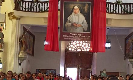 Iloilo celebrates Mother Rosario's path to sainthood