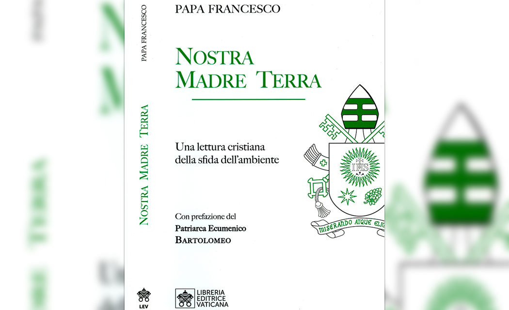 Vatican releases book compiling pope's theology of ecology