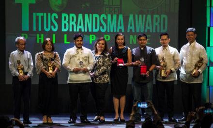 Carmelites honor Filipino journalists for press freedom work