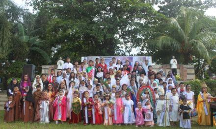 Iloilo parish brings back 'holy' in Halloween