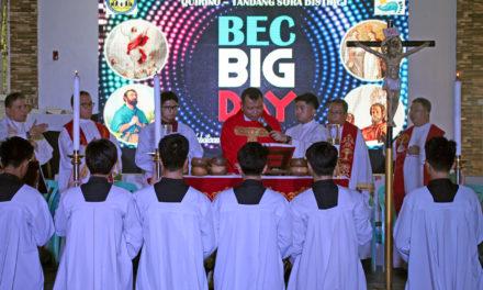 Don't belittle BEC efforts, says Novaliches bishop