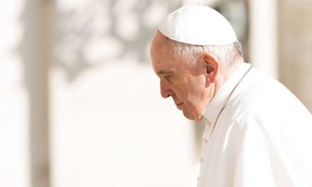 Pope Francis prays for stability in Iraq amid deadly protests