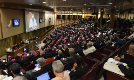Priestly celibacy discussed as Amazon synod gets underway