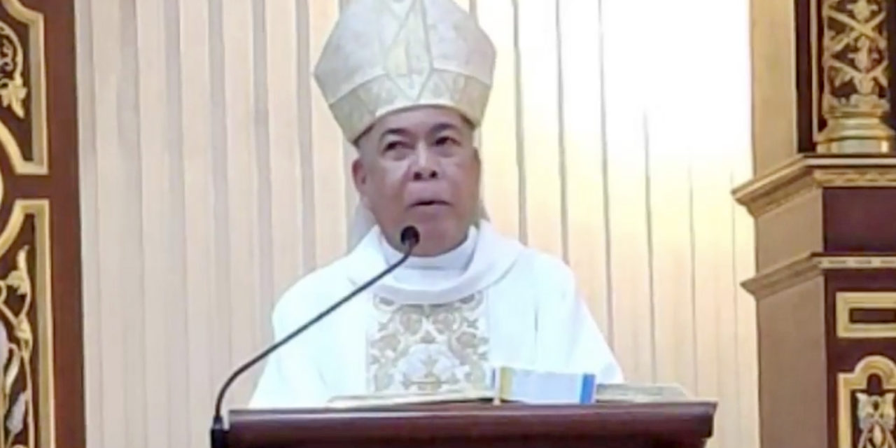 CBCP head: 'Let us form and sustain our BECs'