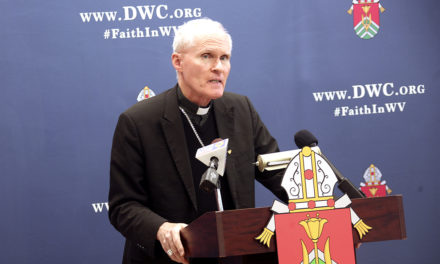 West Virginia bishop asks predecessor to repay $792,000 to diocese