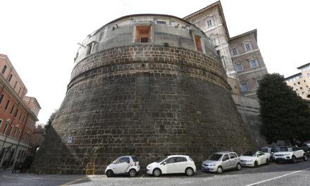 Pope names Italian finance inspector as head of Vatican financial agency