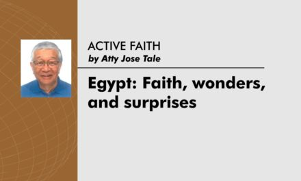 Egypt: Faith, wonders, and surprises