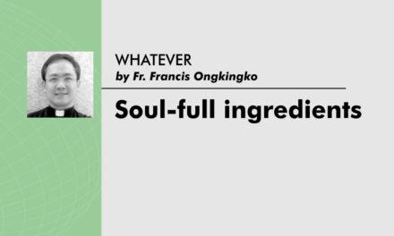 Soul-full ingredients