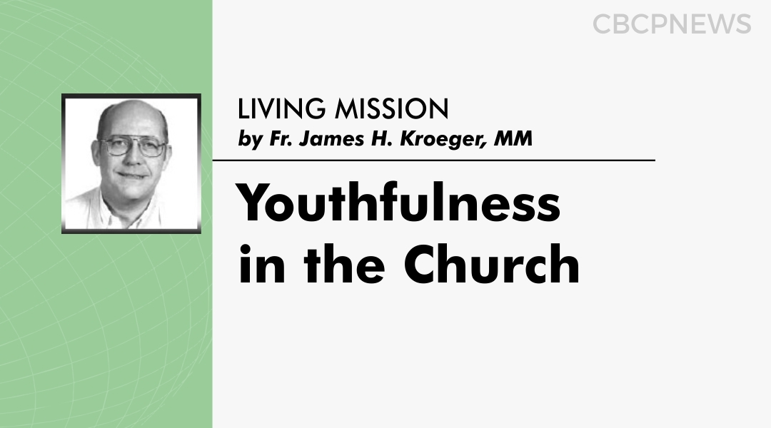 Youthfulness in the Church