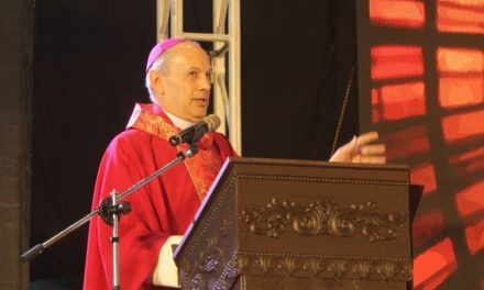 Faith is not a numbers game, says nuncio