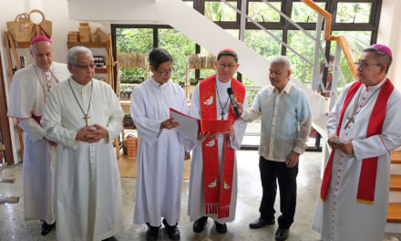 Caritas Philippines opens 'social action academy'