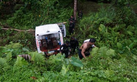 Bishop hits rebel attack that kills 3 in E. Samar