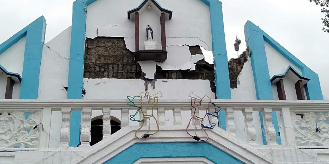 Church calls for prayers, aid after quake hits Mindanao anew