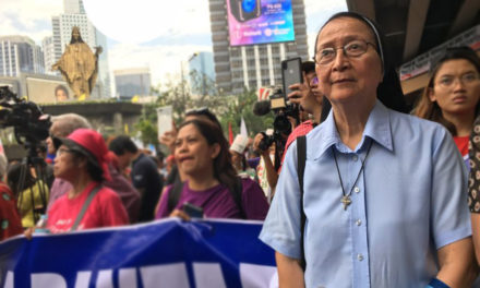 80-year-old nun faces arrest over perjury charges