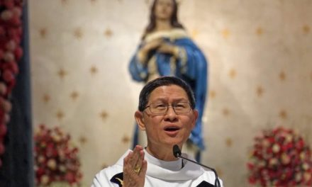 Cardinal Tagle speaks of 'shock and sadness' at Philippines' suicide rates