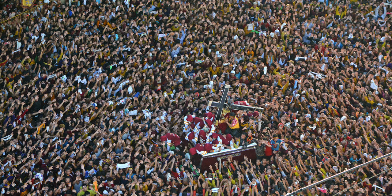 Black Nazarene procession cancelled due to Covid-19
