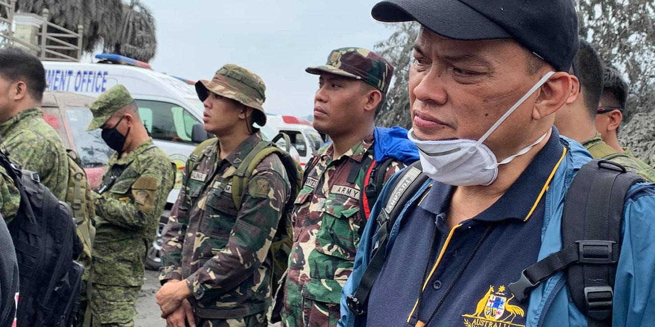 Batangas prelate hits spread of fake news amid disaster