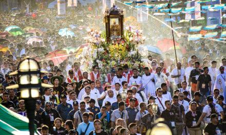 Sto. Niño de Cebu foot procession