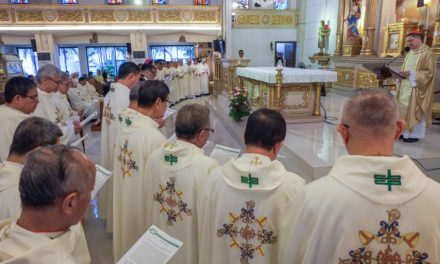 Bishop: Pray, not speculate over selection of Cardinal Tagle's successor