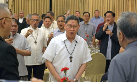 CBCP: Cardinal Tagle is Philippines' 'gift' to world