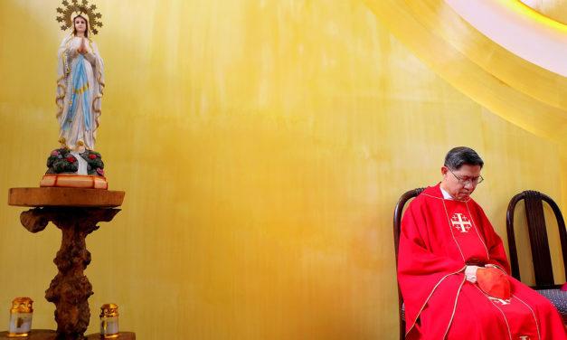 Cardinal Tagle opens up about his quarantine