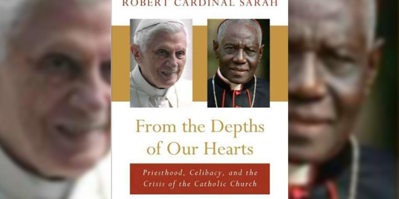 Benedict XVI, Cardinal Sarah pen book on priesthood, celibacy, crisis