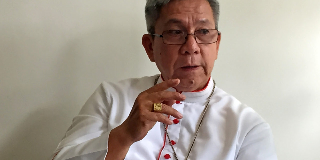 Bishop says deferring 13th-month pay is bad idea