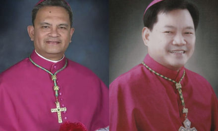 Pope names Bishop Layog as apostolic administrator of Alaminos