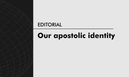 Our apostolic identity