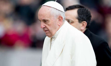Pope Francis prays for coronavirus victims in China