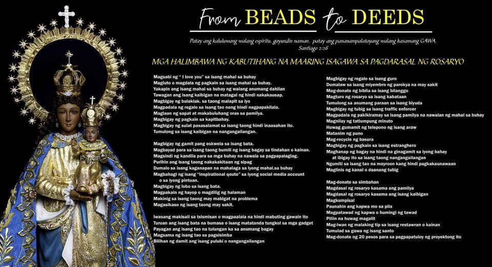 Bulacan parish launches rosary devotion and action campaign
