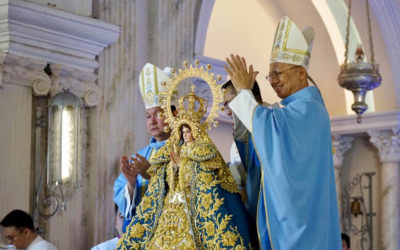 Bulacan Marian image receives canonical coronation