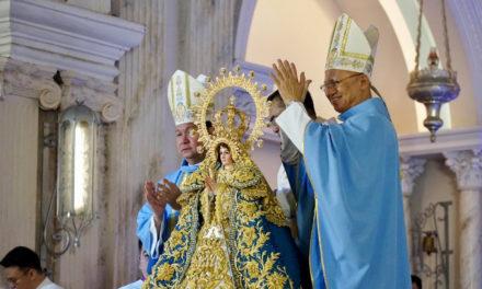 Bulacan Marian image receives canonical coronation