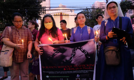 CBCP expands cluster against human trafficking