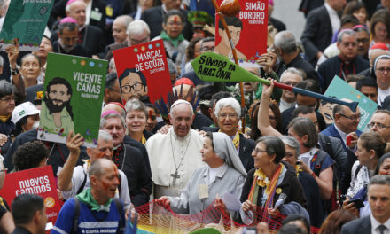 Pope says there is no quick fix for priest shortage in Amazon region