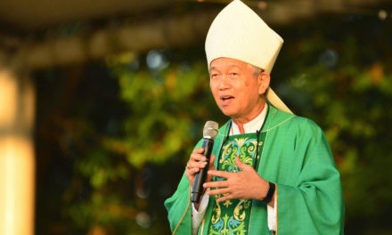 Young people are the core of fight for life — Manila bishop