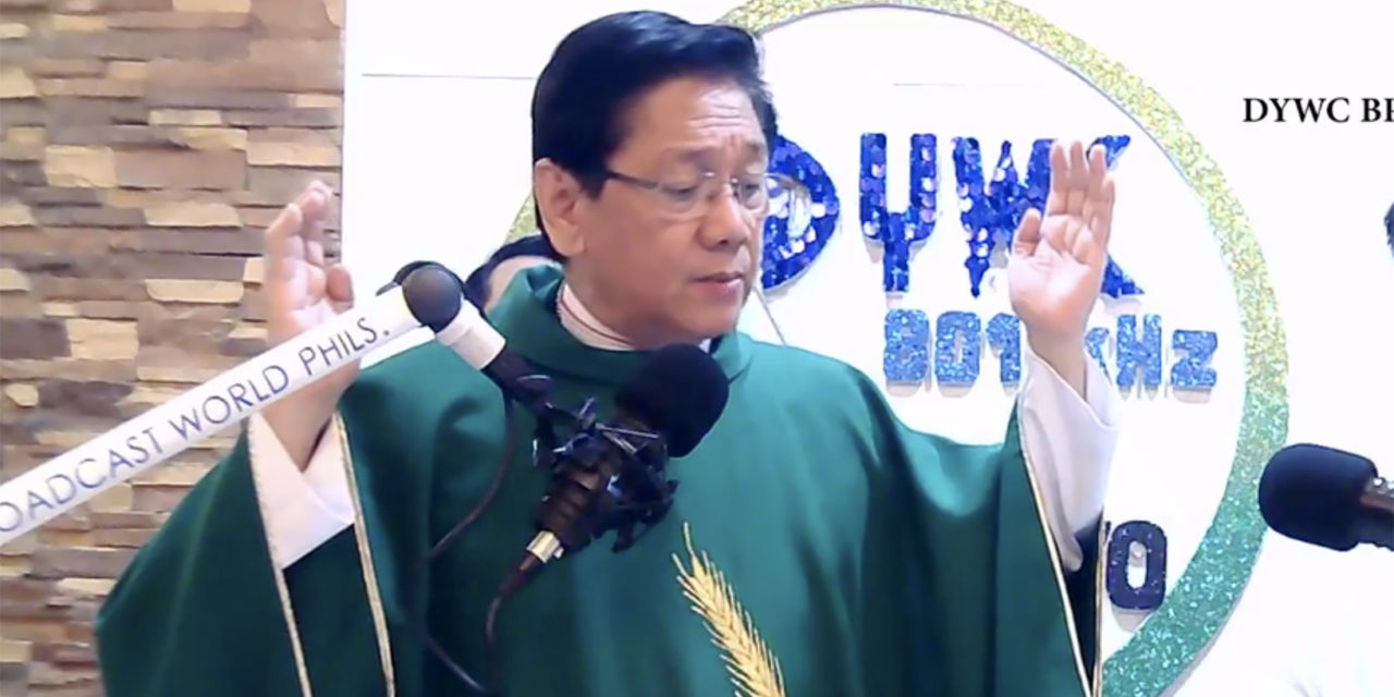 Warning: Text message scam targets Dumaguete diocese