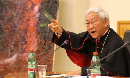Cardinal Zen to Congressmen: China wants Vatican 'surrender'