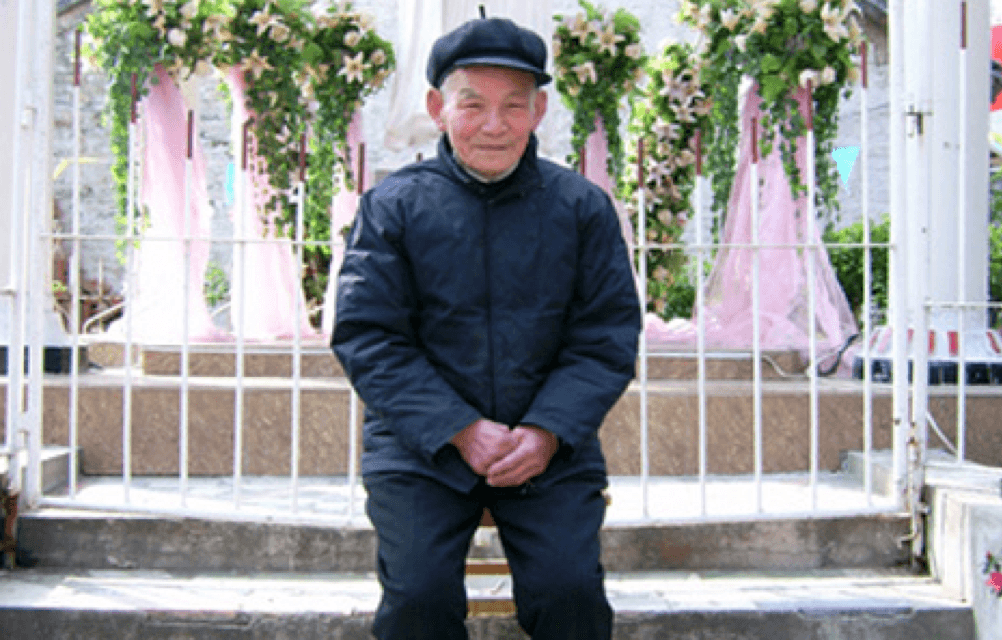 Elderly Chinese bishop recovers from coronavirus