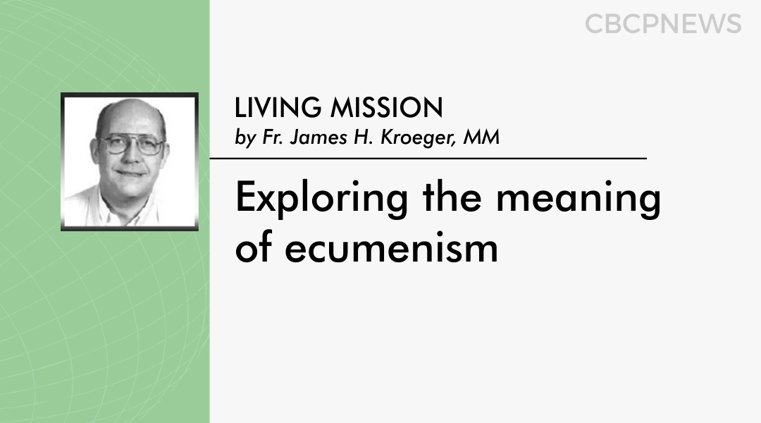 Exploring the meaning of ecumenism