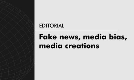 Fake news, media bias, media creations