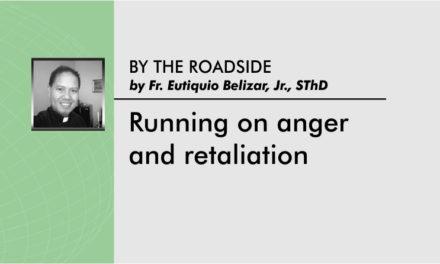 Running on anger and retaliation