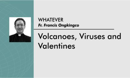 Volcanoes, Viruses and Valentines