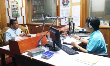 Abra's Catholic radio station marks 50 years