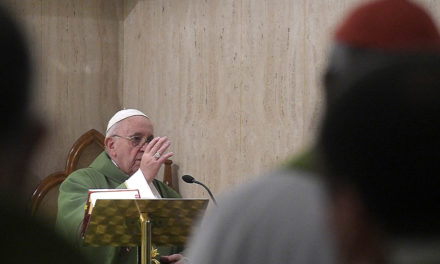 Pope Francis: Civilized society recognizes the value of human life