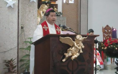 Bishop alarmed over handling of Covid-19 cases in Albay