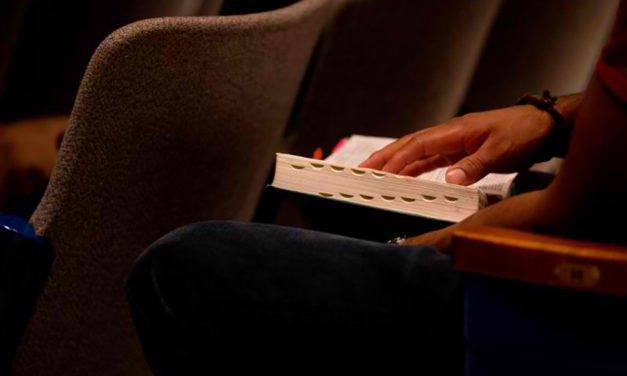 Bishop urges faithful to read Bible during quarantine