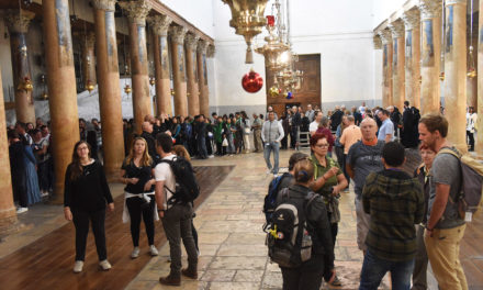 Church official: Suspend pilgrimages abroad amid COVID-19 woes