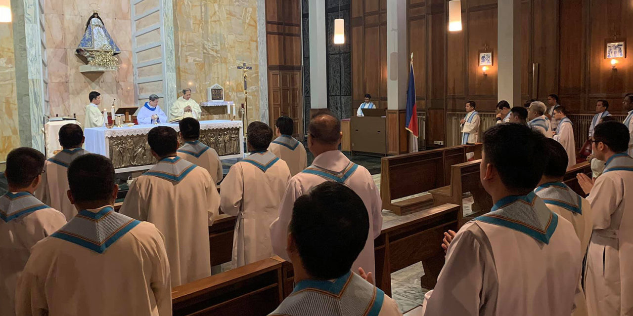 Lenten recollection for Filipinos in Rome cancelled amid coronavirus outbreak