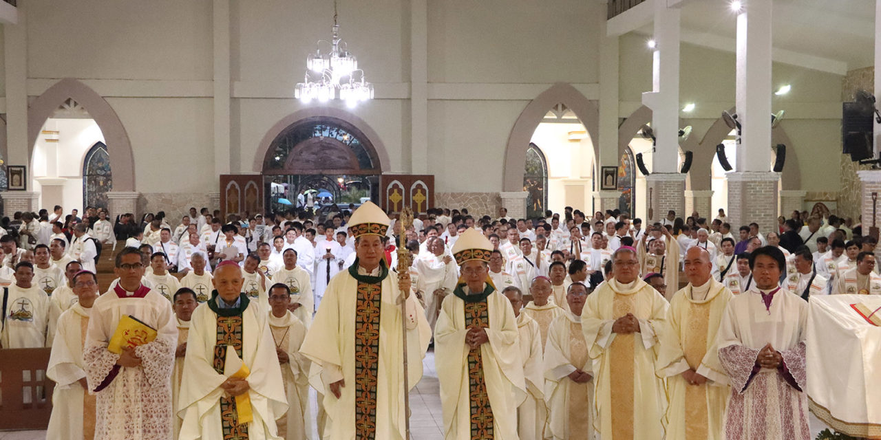 Mindanao clergy reflects on dialogue, mission